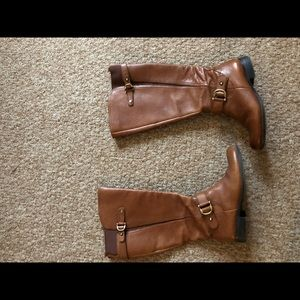 Naturalizer wise calf boots